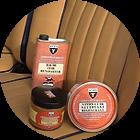 Lederöl ETALON NOIR mit Echtem Rindfussöl - VALMOUR