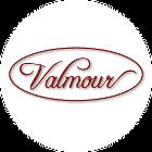 Satin- Farbe Saphir - VALMOUR