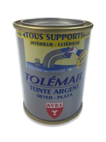 TOLEMAIL Silberfarbe Hohe Temperatur_thumbnail