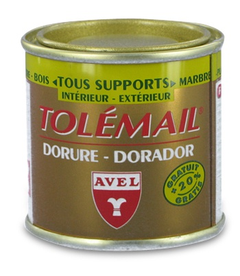 Farbe TOLEMAIL Gold