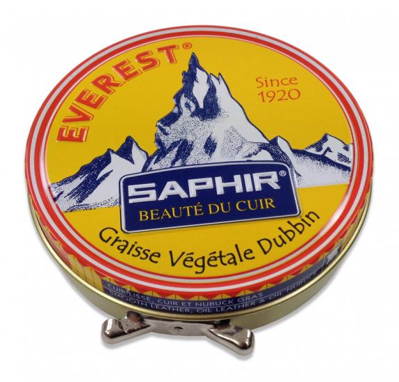 Vegetales Lederfett Everest Saphir